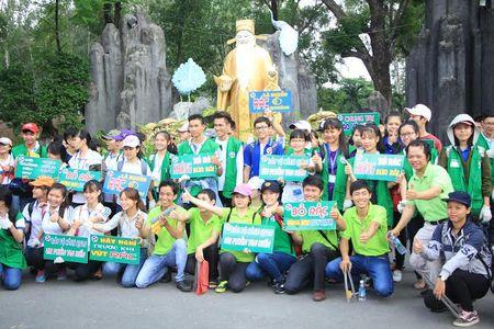 Lam cho cong vien sach hon - Anh 3
