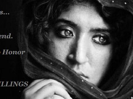 """Pakistan: Nhung thieu nu bi giet vi """"cung dau"""" trong hon nhan - Anh 1"""