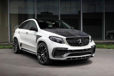 TopCar do noi that Mercedes GLE Coupe phong cach ca sau do - Anh 12