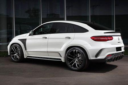 TopCar do noi that Mercedes GLE Coupe phong cach ca sau do - Anh 13