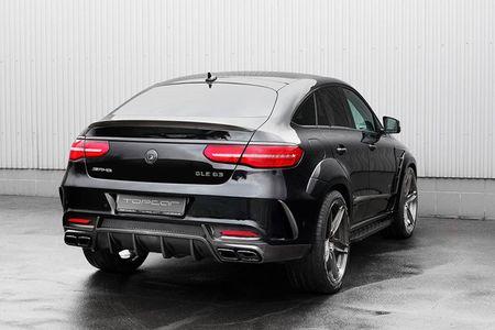 TopCar do noi that Mercedes GLE Coupe phong cach ca sau do - Anh 15