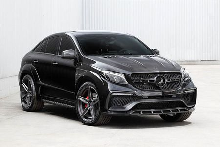 TopCar do noi that Mercedes GLE Coupe phong cach ca sau do - Anh 16