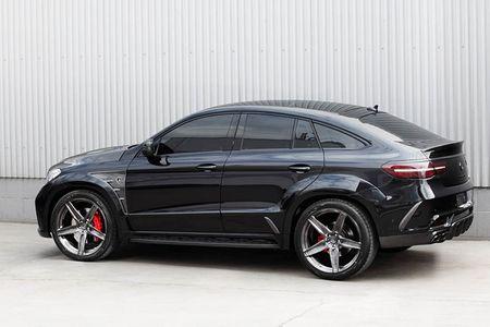 TopCar do noi that Mercedes GLE Coupe phong cach ca sau do - Anh 17