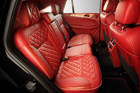 TopCar do noi that Mercedes GLE Coupe phong cach ca sau do - Anh 3