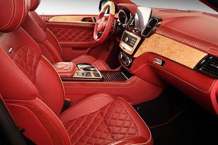 TopCar do noi that Mercedes GLE Coupe phong cach ca sau do - Anh 5