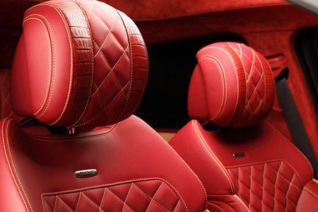TopCar do noi that Mercedes GLE Coupe phong cach ca sau do - Anh 7