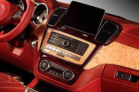 TopCar do noi that Mercedes GLE Coupe phong cach ca sau do - Anh 9