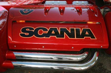 Scania R999 V8 RP - sieu xe tai mui tran 1.000 ma luc - Anh 3