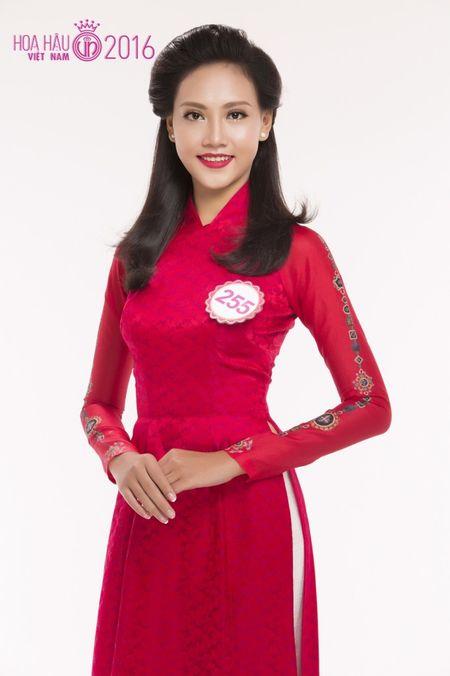 Hoa hau Viet Nam 2016: 'Nong' dem chung khao phia Nam truoc gio G - Anh 5