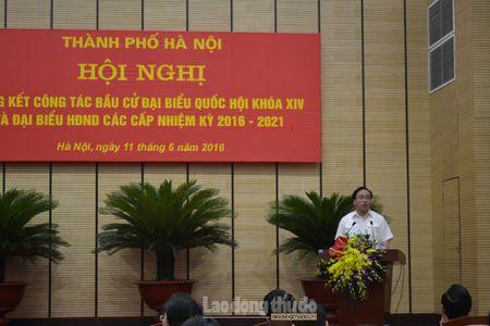 Khen thuong 95 tap the va 69 ca nhan lam tot cong tac bau cu - Anh 1