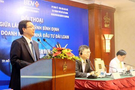Binh Dinh moi goi doanh nghiep Dai Loan dau tu - Anh 1