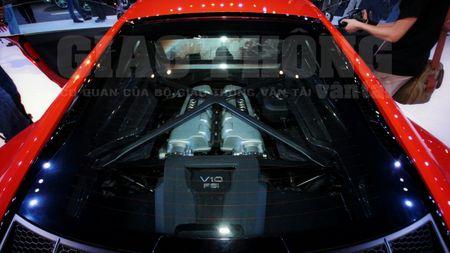"Chiem nguong Audi R8 - ""2016 World Performance Car"" tai Audi Progressive - Anh 12"