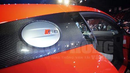 "Chiem nguong Audi R8 - ""2016 World Performance Car"" tai Audi Progressive - Anh 17"