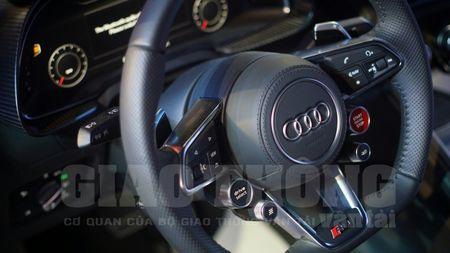 "Chiem nguong Audi R8 - ""2016 World Performance Car"" tai Audi Progressive - Anh 19"