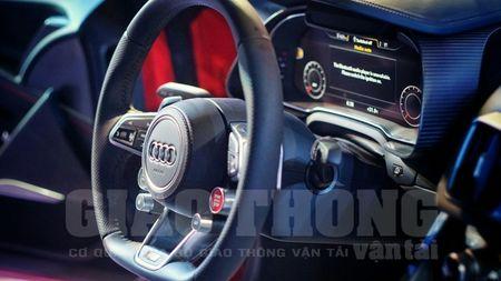 "Chiem nguong Audi R8 - ""2016 World Performance Car"" tai Audi Progressive - Anh 21"