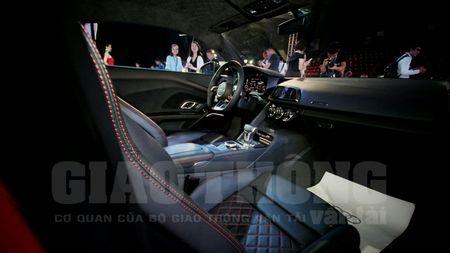 "Chiem nguong Audi R8 - ""2016 World Performance Car"" tai Audi Progressive - Anh 25"