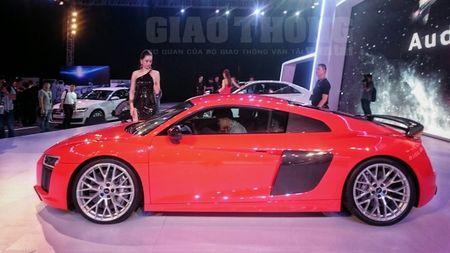 "Chiem nguong Audi R8 - ""2016 World Performance Car"" tai Audi Progressive - Anh 2"