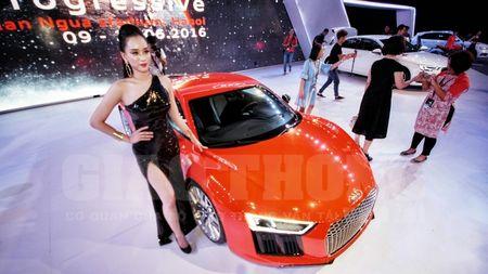 "Chiem nguong Audi R8 - ""2016 World Performance Car"" tai Audi Progressive - Anh 5"