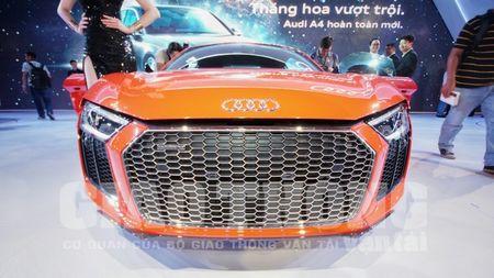 "Chiem nguong Audi R8 - ""2016 World Performance Car"" tai Audi Progressive - Anh 7"