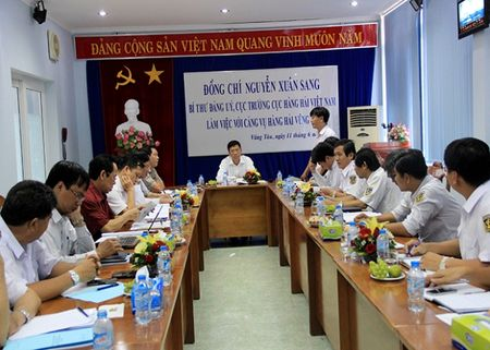 An ninh hang hai khu vuc Vung Tau duoc dam bao - Anh 1