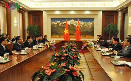 Pho Thu tuong: Viet - Trung can kiem soat tot bat dong tren Bien Dong - Anh 2