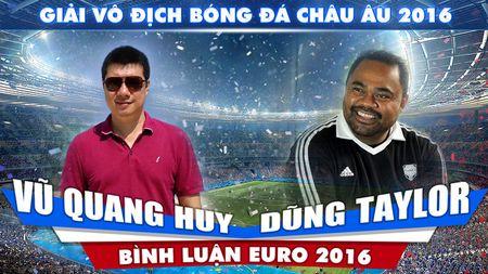 BLV Quang Huy: Duc se la ung cua vien so mot cho ngoi vo dich - Anh 1