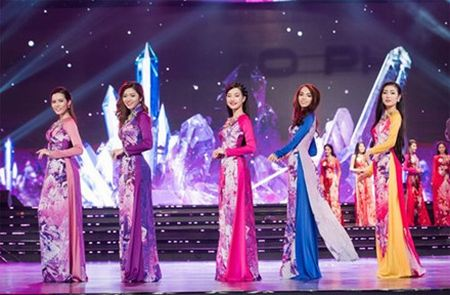 Lo dien top 18 nguoi dep vao vong chung ket Hoa hau Viet Nam 2016 - Anh 3