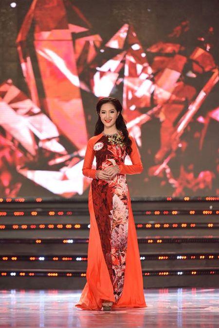 Lo dien top 18 nguoi dep vao vong chung ket Hoa hau Viet Nam 2016 - Anh 4