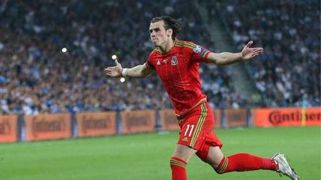 Chien thang truoc Slovakia, Wales tu tin truoc 'Tam su' - Anh 1
