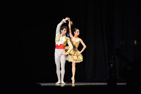 Paris Ballet va nhung got chan thien than gay am anh - Anh 1