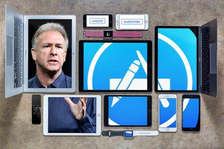 Lieu da qua muon de Apple thay doi App Store? - Anh 1
