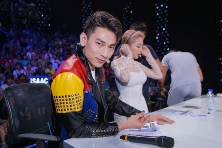 Isaac tranh thu 'lay long' thi sinh Vietnam Idol Kids - Anh 5