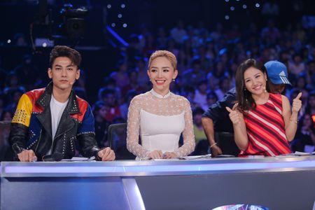 Isaac tranh thu 'lay long' thi sinh Vietnam Idol Kids - Anh 6