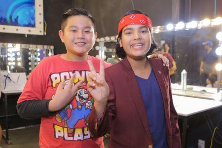 Isaac tranh thu 'lay long' thi sinh Vietnam Idol Kids - Anh 7