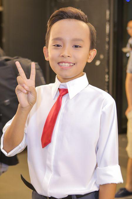 Isaac tranh thu 'lay long' thi sinh Vietnam Idol Kids - Anh 8
