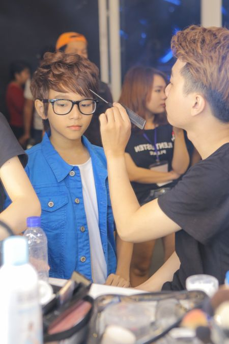 Isaac tranh thu 'lay long' thi sinh Vietnam Idol Kids - Anh 9