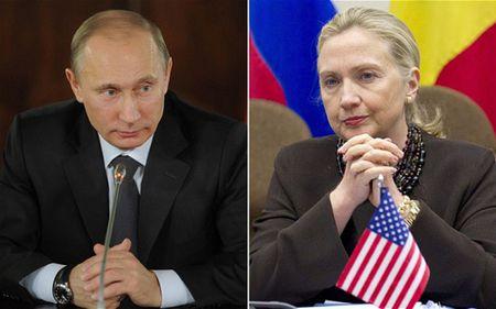 Bau cu My: Nga lo phuong an doi pho Clinton - Anh 1
