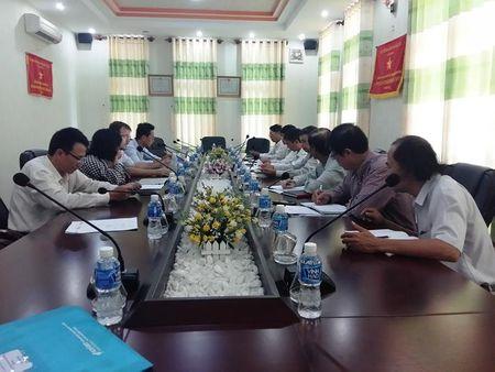 Du an Ho tro Tam nong Ninh Thuan giai ngan dat 61% - Anh 1