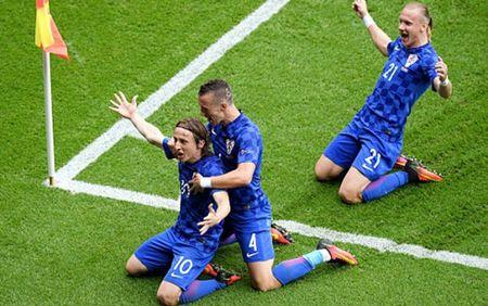 Modric toa sang, Croatia danh bai Tho Nhi Ky - Anh 1