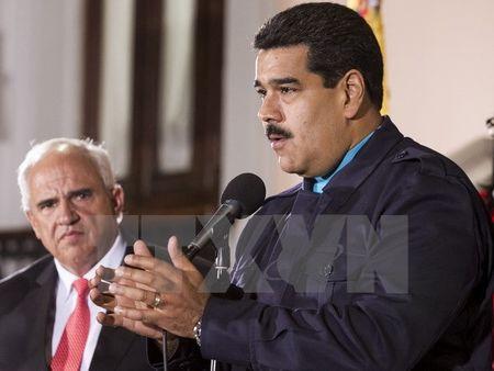 Venezuela phan doi Ha vien My gia han trung phat nuoc nay - Anh 1
