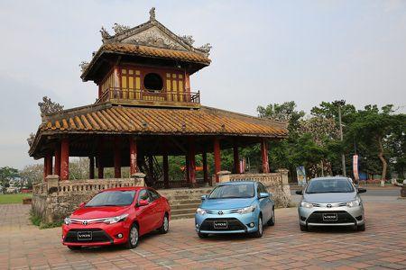 Gan 25.000 xe Toyota duoc tieu thu o Viet Nam trong nua dau nam - Anh 1