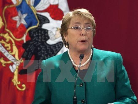 Chile va Bolivia chua the dan xep bat dong ve duong ra bien - Anh 1