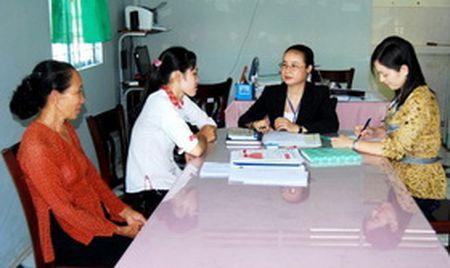 Khac phuc bat cap trong cong tac Tro giup phap ly - Anh 1