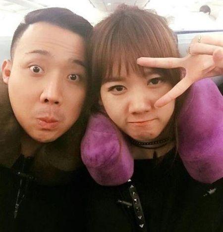 Hari Won va Tran Thanh: Tinh yeu mang sac mau loi dung? - Anh 1