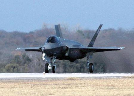 Bao My: F-35 de dang bi phong khong Nga Trung ban ha - Anh 1