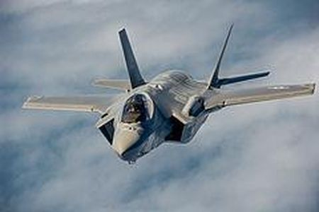 Bao My: F-35 de dang bi phong khong Nga Trung ban ha - Anh 2