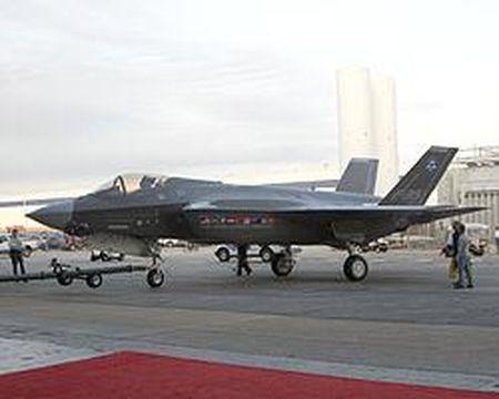 Bao My: F-35 de dang bi phong khong Nga Trung ban ha - Anh 3