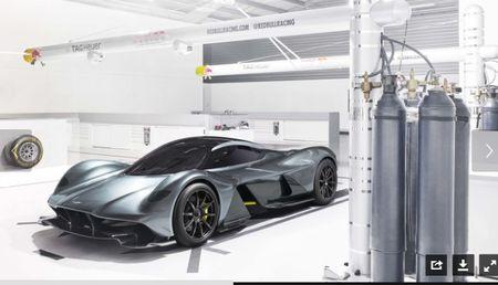 Aston Martin sap tung sieu xe dinh dam - Anh 1