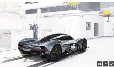 Aston Martin sap tung sieu xe dinh dam - Anh 2