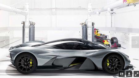Aston Martin sap tung sieu xe dinh dam - Anh 3